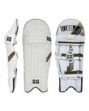 SS SUNRIDGES Gladiator Cricket Batting Pads - Leg Guards - Light Weight - (RH)