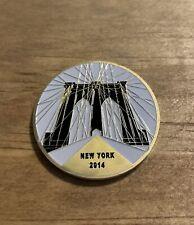 Fernet Branca New York  Coin Year 2014