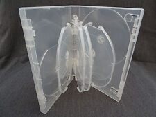 DVD COVER / CASES CLEAR - SINGLE 10 DISC - 25MM - VIVA - QUANTITY 3 ONLY