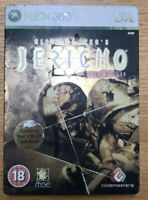 Clive Barker's Jericho (Xbox 360 Game) Special Collectors Steelbook Edition