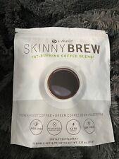 It Works! Skinny Brew Fat-Burning Coffee Blend 15 Singles Serve Packets