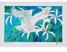 "Ikki Matsumoto ""Swamp Flight"" Sm Giclee, Edition of 100, Image size: 8x13"