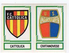figurina CALCIATORI PANINI 1982/83 NEW numero 584 CATTOLICA CIVITANOVESE