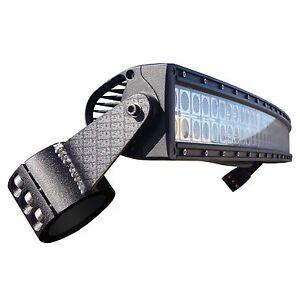 "Radius 40"" LED Light Bar Mounting Steel Brackets for Polaris RZR XP1000 & S 900"