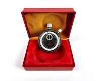 Cronometro Omega RATTRAPPANTE cronografo da gara stopwatch decimo chronograph