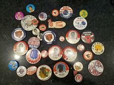Sports Pins,  Lot of 36, 1960's/70's era