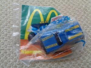 McDonald's Stompers Blue Toyota Tercel