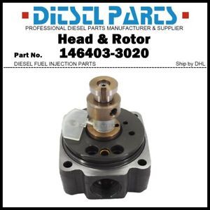 146403-3020 9461618443 Diesel Fuel Injection VE Pump Head & Rotor 4/12R for FIAT