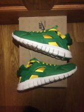 Nike Huarache 2012 Oregon Ducks Men Size 8/Women 9.5 rare.jordan.yeezy