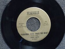 northern soul TIMMY SMITH Everybody Talks About the Devil STARVILLE 1207 M-