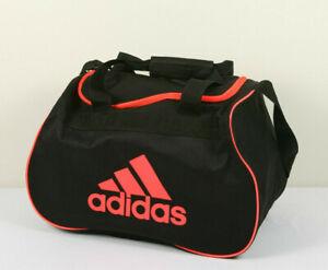 Adidas Duffle Bag Tote Neon Orange and Black RN# 90288