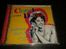 CAROL DEENE - JOHNNY GET ANGRY SPECIAL COLLECTORS CD RARE SEALED ITEM