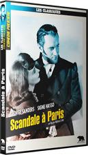 SCANDALE A PARIS ( Douglas Sirk )
