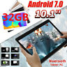 """2019 10.1"""" Inch FHD HD Tablet PC Android 7.0 Quad-core 32GB WIFI Dual Camera"""