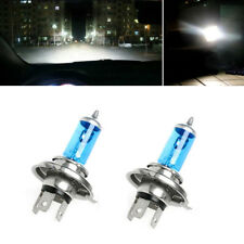 2x Super White H4 100W 9003 Bi-Xenon HID High Low Beam Headlight Bulb 6000K Hot