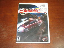 Need for Speed: Carbon (Nintendo Wii) - Complete in Great Condition!