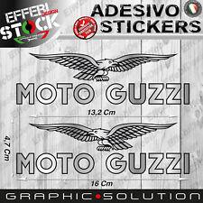 Adesivi / Stickers compatibili AQUILE MOTO GUZZI NEVADA V7 V9 STELVIO NORGE NEW!