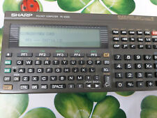 Sharp Pocket Computer PC-E500