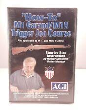 M1 Garand Trigger Job Gunsmithing Dvd Agi Video Gunsmith M-1