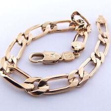 Yellow Gold Filled 18k Bracelets for Men