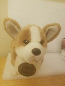 "RUSS Collectible Plush Dog YOMIKO CLASSICS Stuffed Animal Toy CORGI 16"""