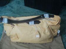 Odelia yellow leather handbag NEW