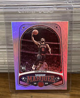 2019 - 2020 Panini Chronicles Marquee Coby White Rookie Holo Chicago Bulls RC
