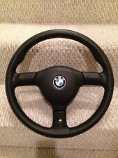 OEM BMW M TECNIC II 2 STEERING WHEEL E28 E30 E34 M3 M5 M TECH 325i 525i MT2 RARE