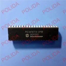 10PCS MCU IC MICROCHIP DIP-40 PIC16F877A-I/P PIC16F877A