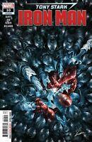 Marvel Tony Stark: Iron Man #10 marvel comics SLOTT ZUB  COVER A 1ST PRINT
