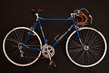 Gitane, Randonneur, Classic, Vintage, Rennrad, RH 57, blau