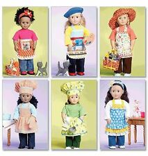 McCall 's Unisex Doll Clothing Sewing Patterns