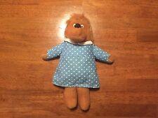 Vintage Plush Berenstain Bears Mama Fisher-Price Toys 1982 #779