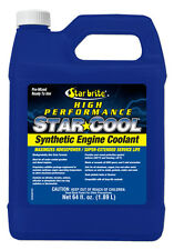 NEW STAR COOL HI PERFORMANCE EXTENDED LIFE PG COOLANT 50/50 64OZ. 33264 STARTRON