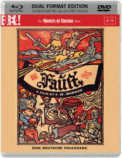 Faust - The Masters of Cinema Series Blu-ray (2014) Emil Jannings ***NEW***
