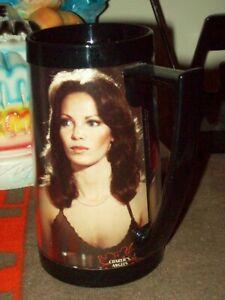 Charlies Angels Jaclyn Smith Thermo Mug with Handle-Rare