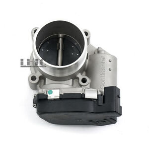 Electronic Throttle Body Assembly For VW GTI AUDI A4 A5 SKODA SEAT 1.8 2.0 TFSI