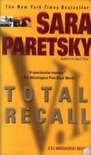 Total Recall(Paperback Book)Sara Paretsky-Dell-US-2001-Acceptable