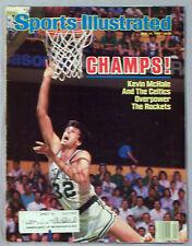 Kevin McHale Boston Celtics 1986 Sports Illustrated