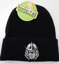 Teenage Mutant Ninja Turtles Shredder TMNT Cuff Knit Hat Nwt