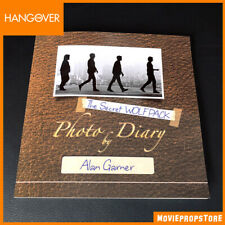 THE HANGOVER - Photo book with 52 pages - Alan's secret Wolfpack diary