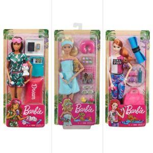 Barbie Wellness Doll - Assorted*