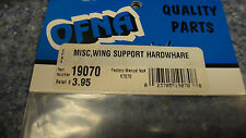 OFNA RACING RC HYPER 7 MISC/WING SUPPORT Hardware #19070