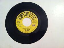 RARE POP - DODIE STEVENS - PINK SHOE LACES - (ORIGINAL LABEL)      VG++