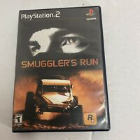 Smuggler's Run (Sony PlayStation 2, 2002) Complete CIB Tested PS2 Free Ship