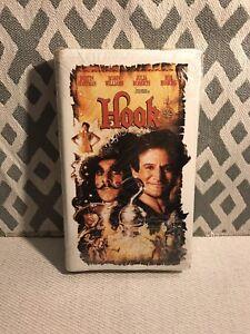 Hook {VHS, 1992} Brand New Factory Sealed - Steven Spielberg- Rare
