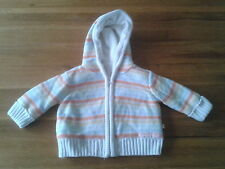 mothercare Cotton Blend Girls' Jumpers & Cardigans (0-24 Months)