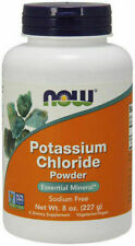 Now Foods Potassium Chloride Powder 227g - Salt Substitute - Healthy Sodium Free