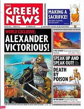 History News: the Greek News by Philip Steele and Anton Powell Ancient Greece