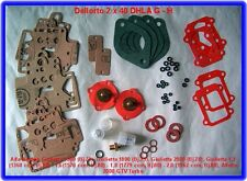 DELLORTO 40 DHLA E-F-G-H, Alfa Romeo, carburatore REP. KIT